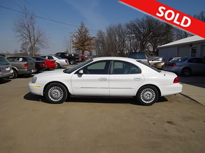 2001 Mercury Sable GS 4 Door Sedan