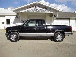 1997 gmc sierra 1500 slt extended cab 4x4 with third door. Black Bedroom Furniture Sets. Home Design Ideas