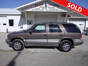 1998 GMC Jimmy Envoy SLT 4 Door 4x4